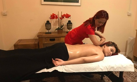Choice of 60- or 90-Minute Massage at The Therapy Shop (Up to 50% Off)