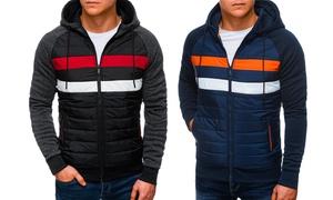 Sweatshirt à capuche pour homme