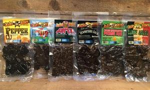 JoJo's Jerky: Jerky, Rubs, and Sauces at JoJo's Jerky (Up to 31% Off). Three Options Available.