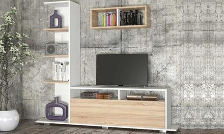 Mobile TV Argo in legno