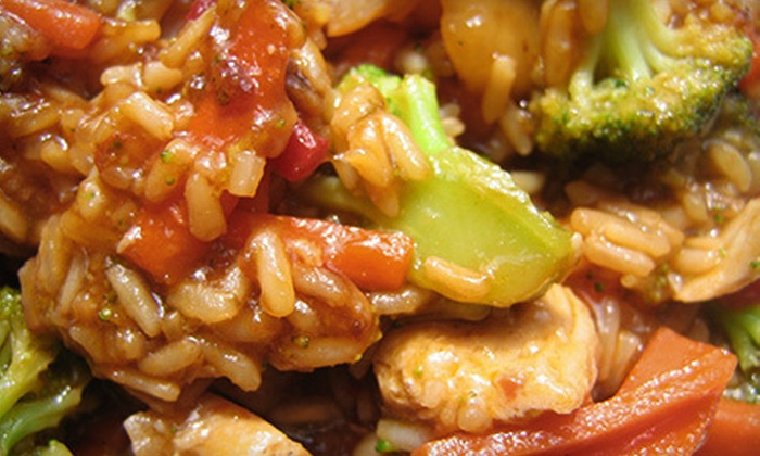 Double Dragon - Oaklee: Chinese Cuisine at Double Dragon (Half Off). Two Options Available.