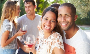 Around Waiheke Tours: Waiheke Island Three Vineyard Wine Tasting Tour for One ($59) or Six ($330) with Around Waiheke Tours (Up to $894 Value)