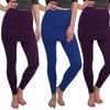 Women's One Size Leggings (4-Pack)