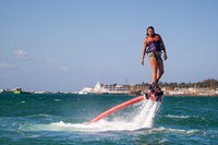 Up to One Hour of Flyboarding with Luxury Yachts Dubai (Up to 51% Off)