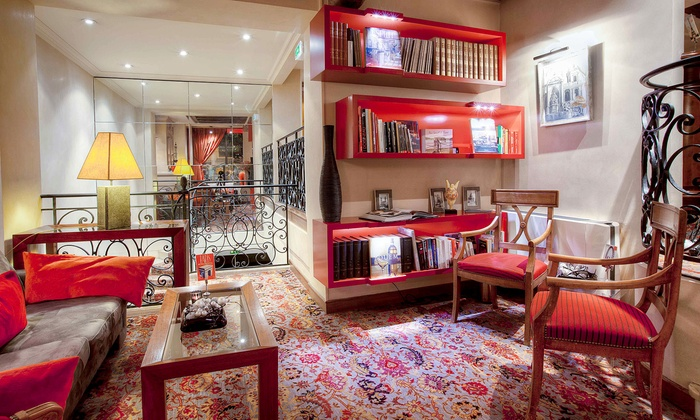 Ste hotel sevres saint germain be paris ile de france groupon getaways - Maison de la literie montparnasse ...