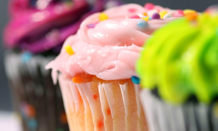 Caked Las Vegas - Las Vegas: Cupcakes,  Dossants, or Specialty Cake from Caked Las Vegas (Up to 52% Off)