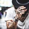 Tatuaż cieniowany lub kolorowy