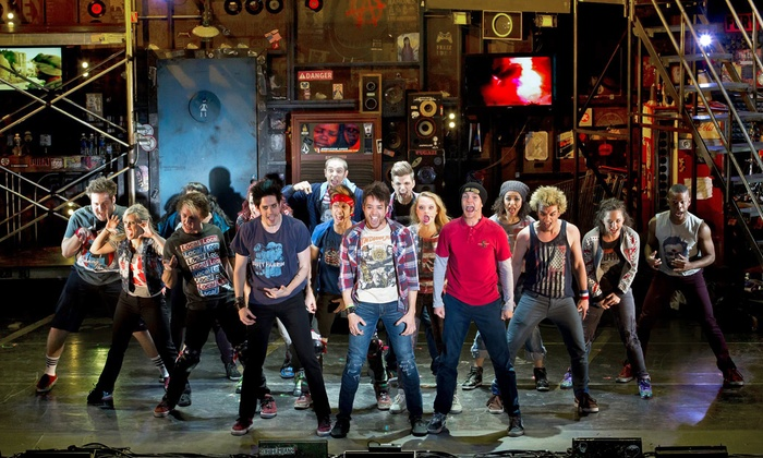 """Green Day's """"American Idiot"""" - The Thomas Wolfe Auditorium at U.S. Cellular Center Asheville: Green Day's """"American Idiot"""" Musical at U.S. Cellular Center on Wednesday, April 16 at 7:30 p.m. (Up to Half Off)"""