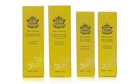 Tratamiento antiarrugas con veneno de abejas