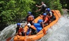 North American Outdoor Adventures - Moxie Outdoor Adventures: Weekday or Weekend Guided Rafting Trip On the Kennebec River with Barbecue Lunch at North American Outdoor Adventures (41% Off)