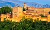 Granada: hotel 4* con desayuno y jacuzzi