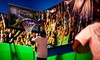 Outer Limitz Trampoline Park - Outer Limitz Trampoline Arena: $28 for Four One-Hour Indoor-Trampoline Jump Sessions at Rebounderz Orlando ($56 Value)