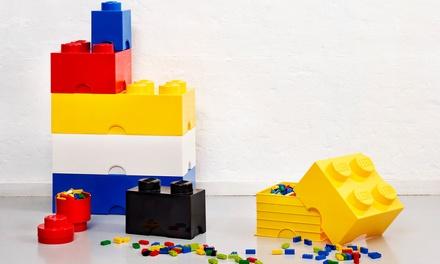 lego storage blocks and wall case groupon. Black Bedroom Furniture Sets. Home Design Ideas