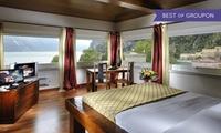 Garda, Grand Hotel Riva 4*: Fino a 7 notti con colazione, aperitivo, Spa illimitata, o con cena per 2, Ponti inclusi