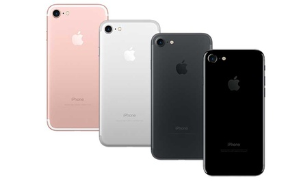 Refurbished Apple iPhone 7 32256GB Locked or Unlocked from £499 With Free Delivery