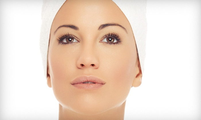 Advanced Skin Treatments - Latham: Clarifying Acne Facial or Clinical Enzymatic Facial with Antioxidants at Advanced Skin Treatments (Up to 53% Off)