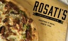 Rosati's Pizza - Bel Aire: Pizza at Rosati's Pizza (Up to 49% Off). Two Options Available.