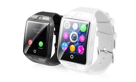 1 o 2 Smartwatch Q18 multifunzione 3 in 1 disponibile in 2 colori con o senza Micro-SD 32GB