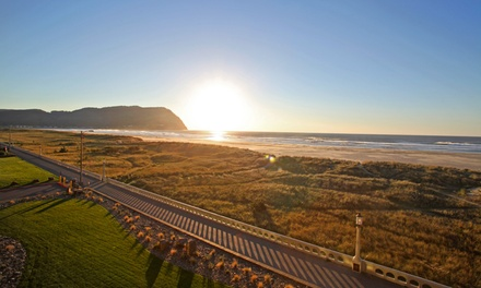 Stay with $25 Dining Credit at Inn at Seaside in Seaside, OR. Dates Available into April.