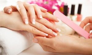 (Beauté)  Beauté des mains avec vernis ou gel semi-permanent -38% réduction