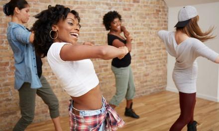 412 danslessen naar keuze bij Interstate Dans Studio in Den Haag