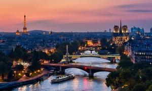 Paris En Scène: Dîner-croisière d'1h15 sur le Bateau Paris en Scène, avec champagne Moët & Chandon pour 2 personnes à 84 €