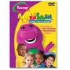 Barney: Happy Mad Silly Sad on DVD