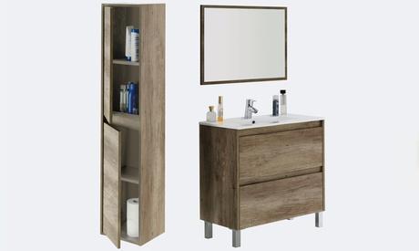 Conjunto de muebles de baño Dakota