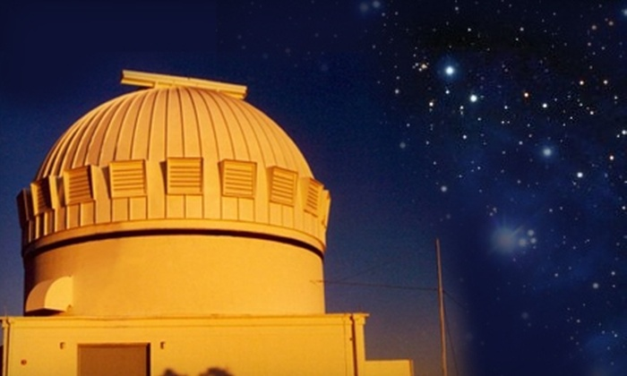 Kitt Peak National Observatory - Diamond Bell Ranch: Guided Tours for Two or Four or One-Year Family Membership at Kitt Peak National Observatory (Up to 59% Off)