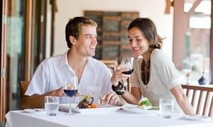 Zielona Pietruszka: Romantyczna kolacja dla dwojga: przystawka i danie główne za 59,99 zł i więcej opcji w Zielonej Pietruszce (do -45%)
