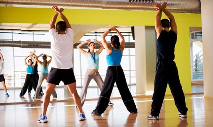 Park Avenue Dance Company - East Avenue: 5 or 10 Group Dance Lessons at Park Avenue Dance Company (Up to 70% Off)
