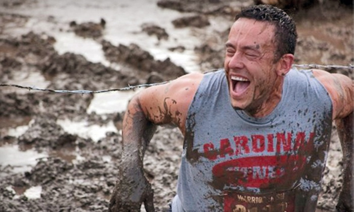 Warrior Dash Upper Midwest - Twin Lakes: $30 for Entry to Warrior Dash Upper Midwest on September 18 in Twin Lakes, Wisconsin ($60 Value)