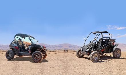 נהיגת שטח זוגית בבאגי בסביבות אילת הכוללת תמונות סטילס ב 225 ₪. נהיגה שטח ב RZR מקצועי עם go pro ב 349 ₪