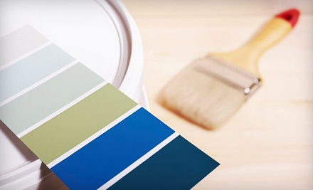 Painting Services for 1 Room, up to 14'x14'x9' (a $215 value) - Five Star Painting in