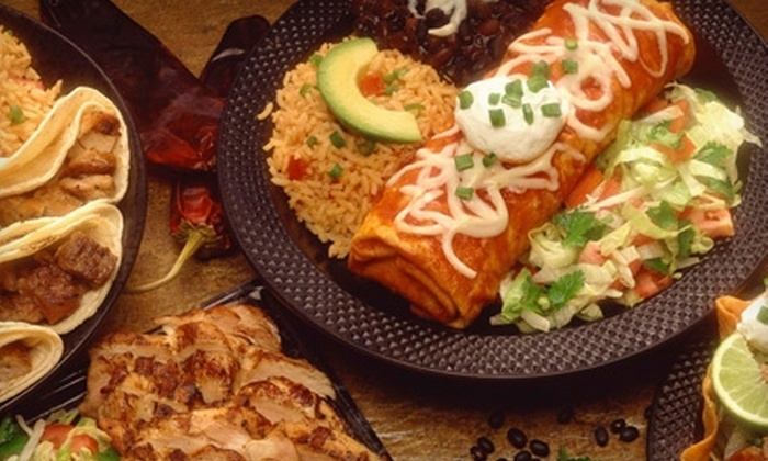 The Green Chile - Collister: $10 for $20 Worth of Southwest Fare and Drinks at The Green Chile