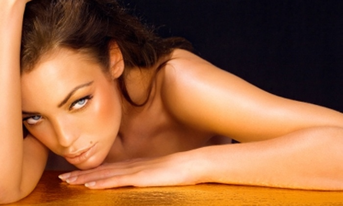 Tan Las Vegas - Henderson: $20 for Two VersaSpa Spray Tans at Tan Las Vegas in Henderson ($60 Value)