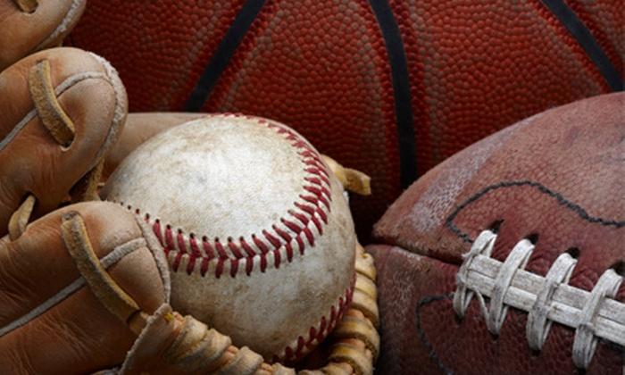 Arkansas Sports Hall of Fame - North Little Rock: $6 for a Day for Two at the Arkansas Sports Hall Of Fame ($12 Value)