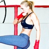Up to 58% Off Women's Kickboxing Small-Group Training