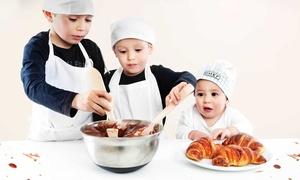 L'Amandier de Mougins: Cours de pâtisserie de 2h au choix pour enfants à 25 € au restaurant L'Amandier de Mougins