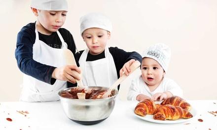 Corso di cucina per bambini e aperitivo Bio