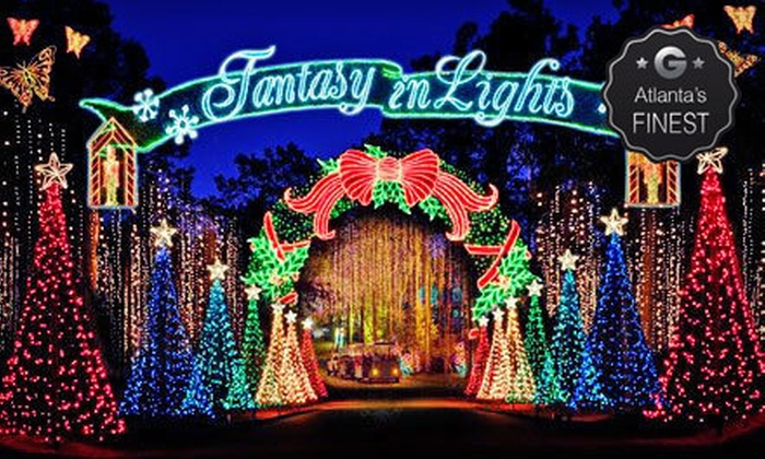 Callaway Gardens - Callaway Gardens: Fantasy in Lights Visit for Two or Four at Callaway Gardens (Up to 55% Off)