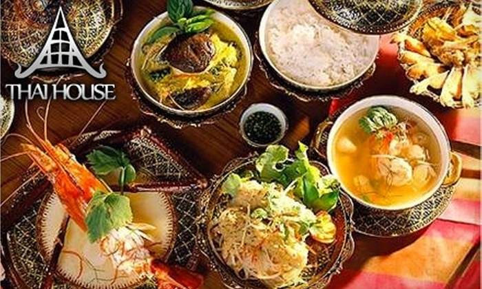 Thai House - Hwy 51 - Park Road: $12 for $24 Worth of Thai Cuisine at Thai House