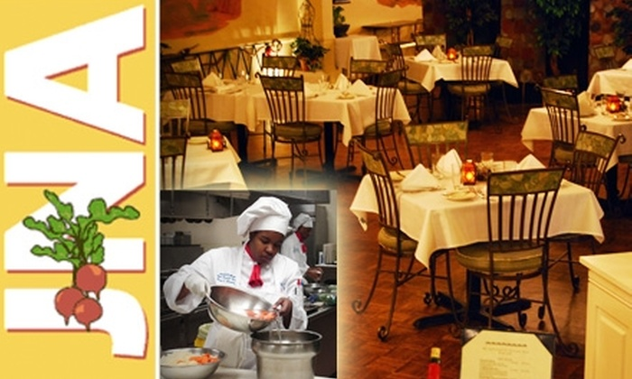 JNA Institute of Culinary Arts - Point Breeze: $15 for a Four-Course Dinner at JNA Institute of Culinary Arts