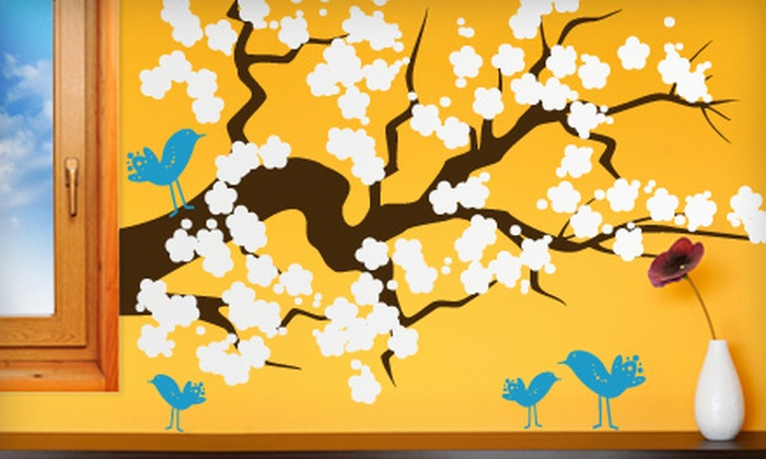 Dali Decals - Wilmington-Newark: $10 for $30 Worth of Wall Decals from Dali Decals