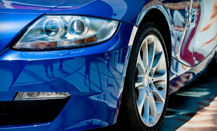 Full Platinum Detail Package for a Car or SUV (a $149 value) - Wax Stars in