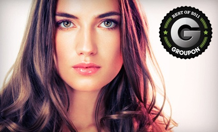 Shampoo, Cut, and Style (a $24 value) - NewStyle Salons in Green Bay