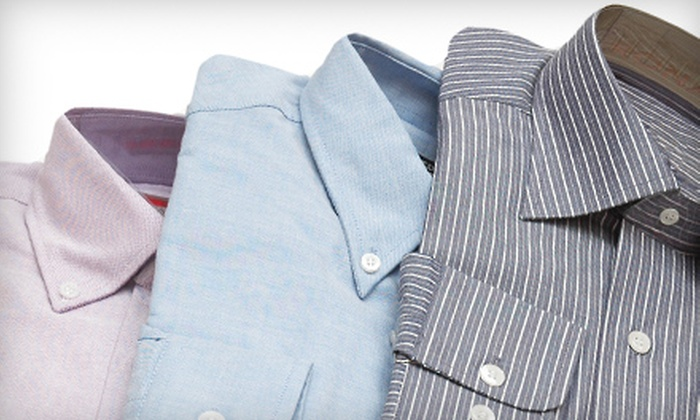 Kean's Fine Dry Cleaning - Multiple Locations: $10 for $20 Worth of Dry-Cleaning Services at Kean's Fine Dry Cleaning