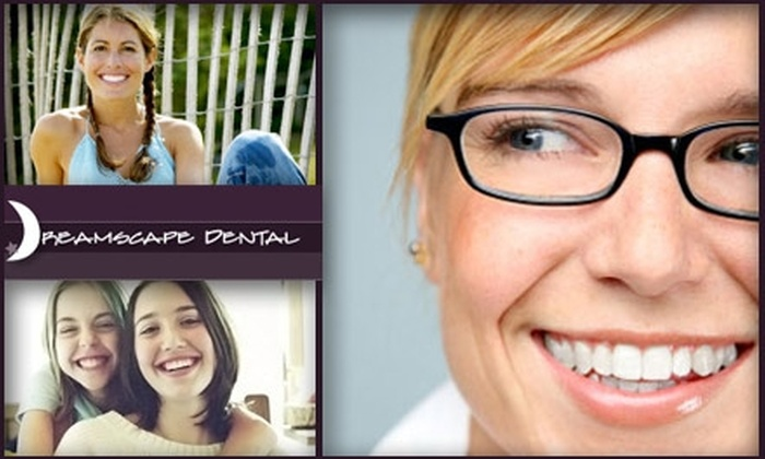 Dreamscape Dental - San Marcos: $59 for an Exam, Cleaning, and X-Rays at Dreamscape Dental ($401 Value)