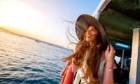 Billete para ferry de ida y vuelta desde Málaga o Benalmádena para hasta 4 personas desde 13 € con Mundo Marino Málaga