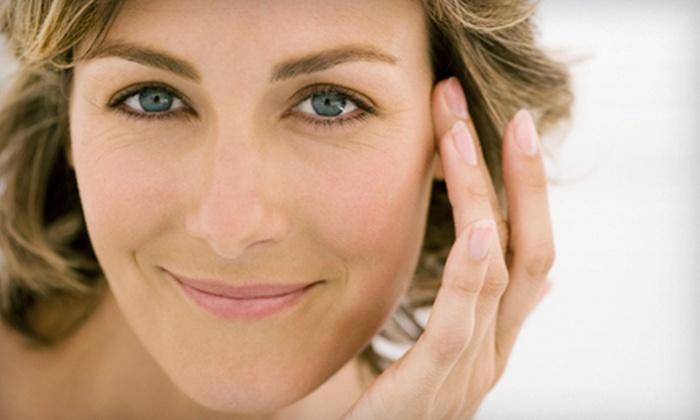 Derm Refresh Skin & Laser Center - Irvine Business Complex: One, Three, or Five Skin-Tightening Treatments for Face at Derm Refresh Skin & Laser Center in Irvine (Up to 69% Off)